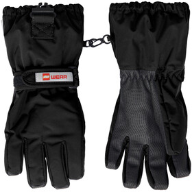 LEGO wear Alfred 703 Gloves Kids black